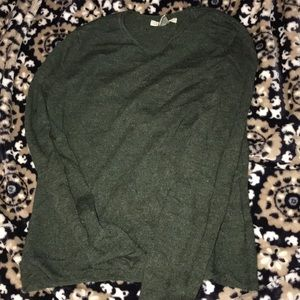 Olive Great Sweater